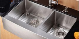 Kitchen Stainless Steel Sinks- 16 Gauge